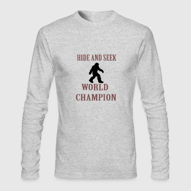 WORLD CHAMPION - Men's Long Sleeve T-Shirt by Next Level