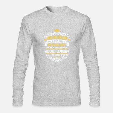 Production Year PRODUCT EXAMINER - Men's Long Sleeve T-Shirt by Next Level