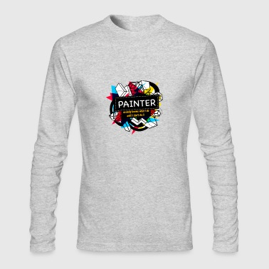 PAINTER - Men's Long Sleeve T-Shirt by Next Level