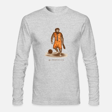 Primitive Man Primitive Man - Men's Long Sleeve T-Shirt by Next Level