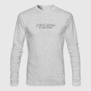 Repair Repaired - Men's Long Sleeve T-Shirt by Next Level