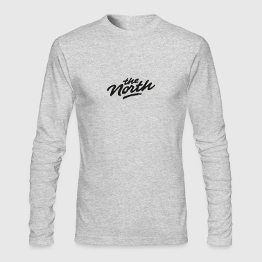 THE NORTH - Men's Long Sleeve T-Shirt by Next Level