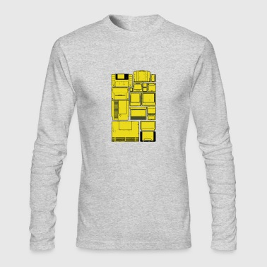 The Cartridge Family - Men's Long Sleeve T-Shirt by Next Level
