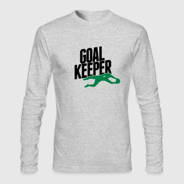 goalkeeper - Men's Long Sleeve T-Shirt by Next Level