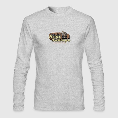 Rey Reys Salvage - Men's Long Sleeve T-Shirt by Next Level