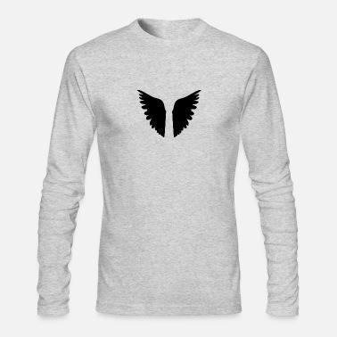 Angels Wings Wings of angel - Men's Longsleeve Shirt