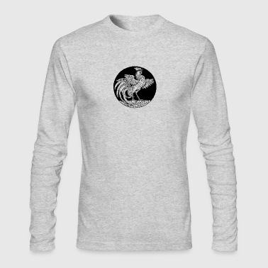 The Rooster - Men's Long Sleeve T-Shirt by Next Level