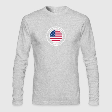 Mobile MOBILE - Men's Long Sleeve T-Shirt by Next Level