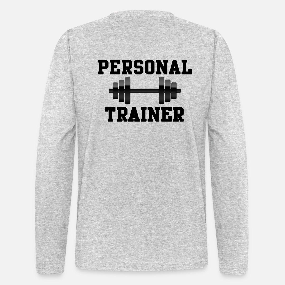 9aee357c7 Mens Personal Training Shirts | Kuenzi Turf & Nursery