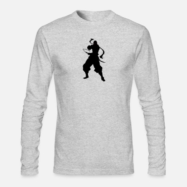 Assassin Assassin - Men's Long Sleeve T-Shirt by Next Level