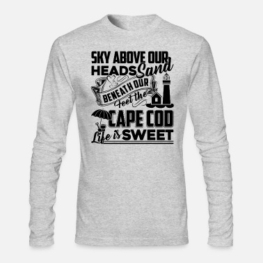 Cod Cape Cod Life Is Sweet Shirt - Men's Longsleeve Shirt