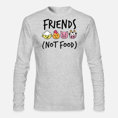 Vegan Vegan - Men's Longsleeve Shirt