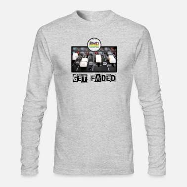 Audio Get Faded [Apparel] - Men's Longsleeve Shirt