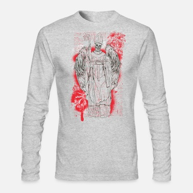 Bloody Pope - Men's Longsleeve Shirt