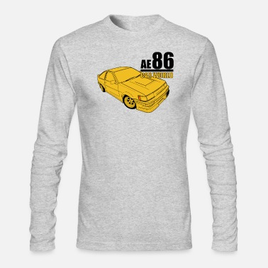 Toyota Toyota AE86 - Men's Long Sleeve T-Shirt by Next Level