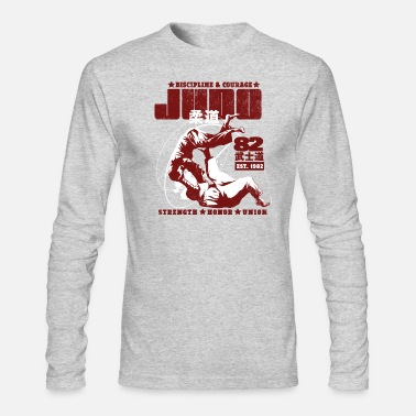 Judo Judo - Men's Long Sleeve T-Shirt by Next Level