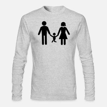 Toddlers toddler - Men's Longsleeve Shirt