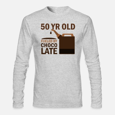 Birthday 50th Birthday Funny Quote - Men's Longsleeve Shirt