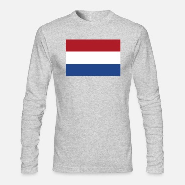 Holland holland - Men's Long Sleeve T-Shirt by Next Level