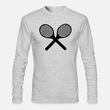 Tennis Racket Tennis Rackets - Men's Longsleeve Shirt