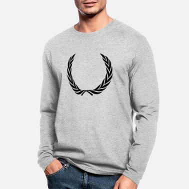 Wreath Laurel Wreath - Men's Longsleeve Shirt