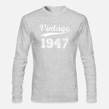1947 1947 - Men's Longsleeve Shirt