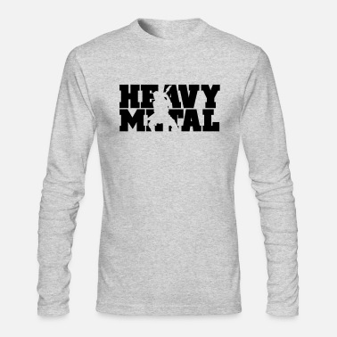Heavy Metal heavy metal - Men's Longsleeve Shirt