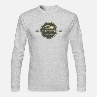 Classic Car Retro car Vintage Car Classic Car - Men's Long Sleeve T-Shirt by Next Level