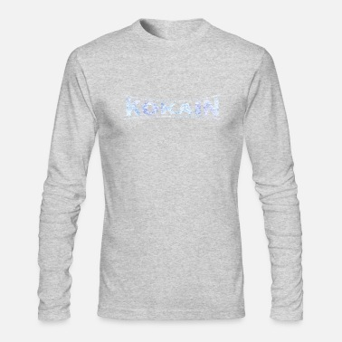 Jumpstyle LOVE TECHNO GESCHENK goa pbm KOKAIN JUMPSTYLE - Men's Long Sleeve T-Shirt by Next Level
