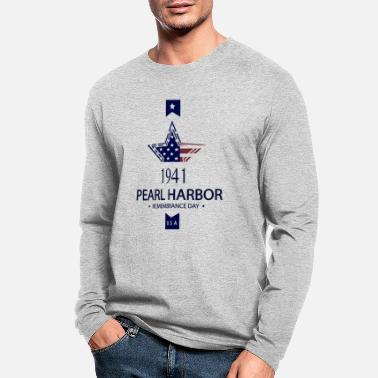 Harbor Pearl Harbor Remembrance Day1941 - Men's Longsleeve Shirt
