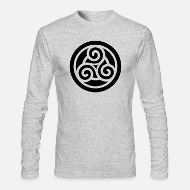 Symbol Celtic - Men's Long Sleeve T-Shirt by Next Level