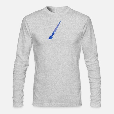Paint Brush paint brush - Men's Longsleeve Shirt