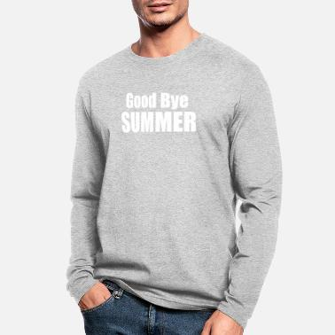 Good Bye Summer - Men's Longsleeve Shirt