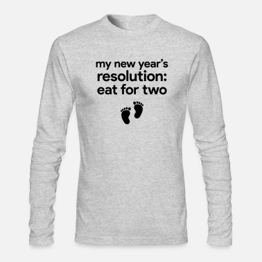 a57878aa New Year Resolution Men's Premium T-Shirt | Spreadshirt
