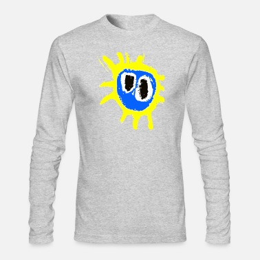 Primal PRIMAL SCREAM - Men's Long Sleeve T-Shirt by Next Level