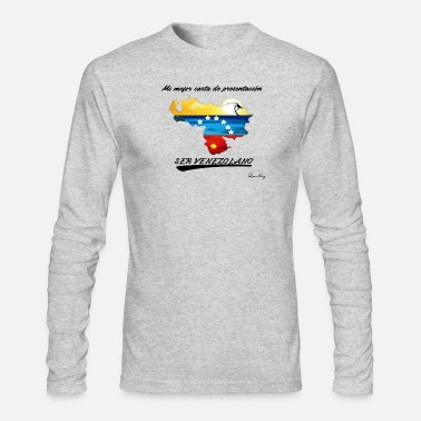 Countries Country - Men's Long Sleeve T-Shirt by Next Level