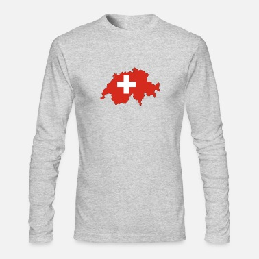 Switzerland switzerland - Men's Longsleeve Shirt