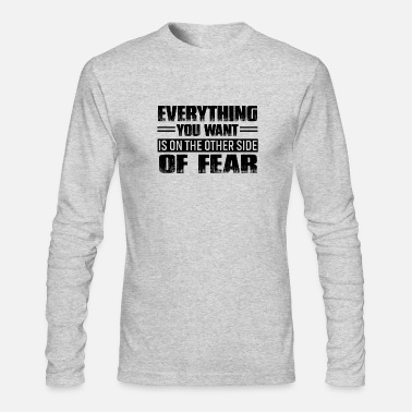 Motivation Motivation - Men's Long Sleeve T-Shirt by Next Level