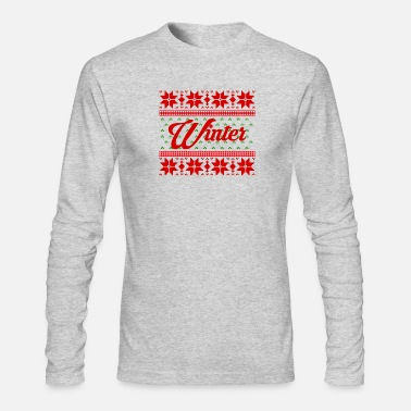 Winter Winter - Men's Longsleeve Shirt