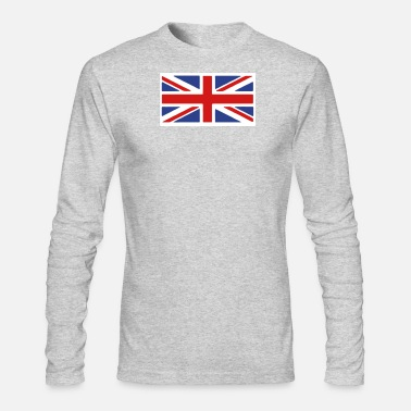 British-flag British Flag - Men's Longsleeve Shirt
