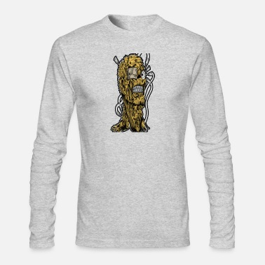 Creature Creature - Men's Long Sleeve T-Shirt by Next Level