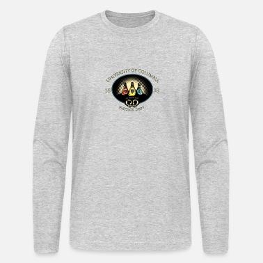 9e0af84c56e University Of Columbia Physics Department T shirt - Men's Longsleeve  Shirt