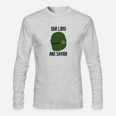 Rainbow Tachanka - Our Lord And Savior - Men's Long Sleeve T-Shirt by Next Level