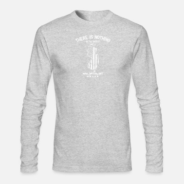 New Jersey USA: Nothing Like A New Jersey State Girl Gift - Men's Long Sleeve T-Shirt by Next Level