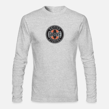 british grove studios logo t shirt - Men's Longsleeve Shirt