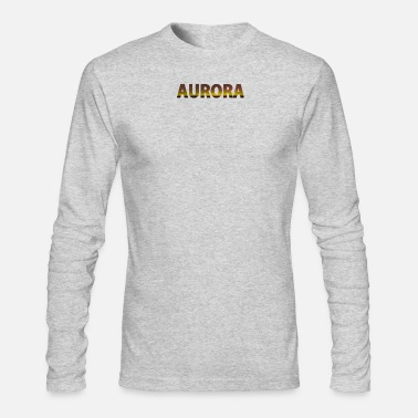 Aurora AURORA - Men's Long Sleeve T-Shirt by Next Level