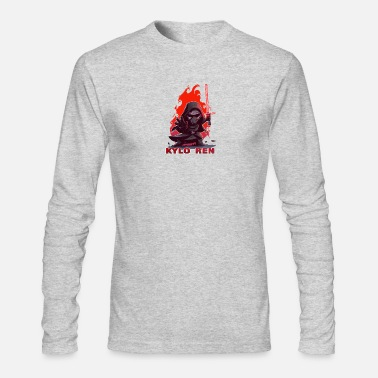 Kylo Ren kylo ren - Men's Long Sleeve T-Shirt by Next Level
