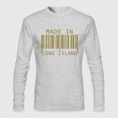 Made in Long Island - Men's Long Sleeve T-Shirt by Next Level