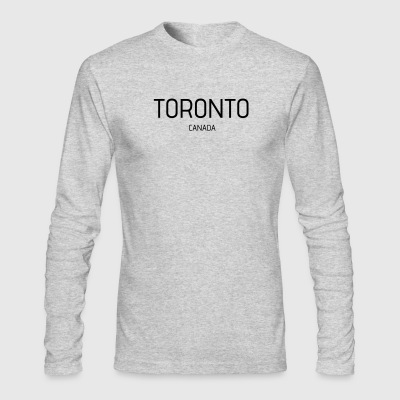toronto - Men's Long Sleeve T-Shirt by Next Level