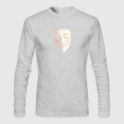 anonymous - Men's Long Sleeve T-Shirt by Next Level